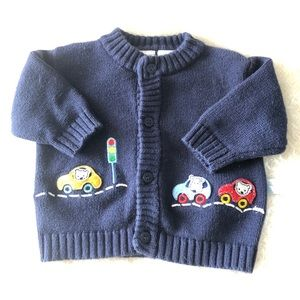 Vintage Baby Sweater